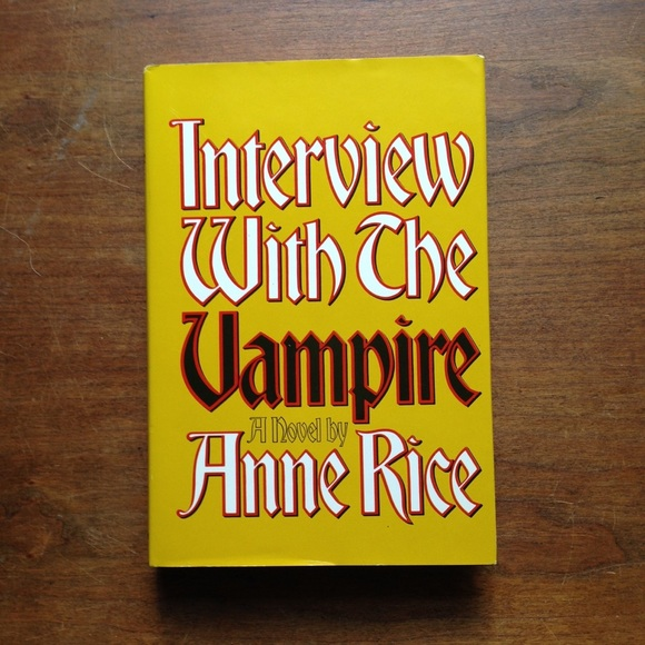 """Anne Rice """"Interview With The Vampire"""""""